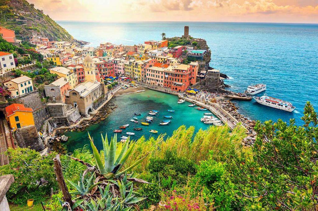 Chauffeur & Limousine Service Cinque Terre
