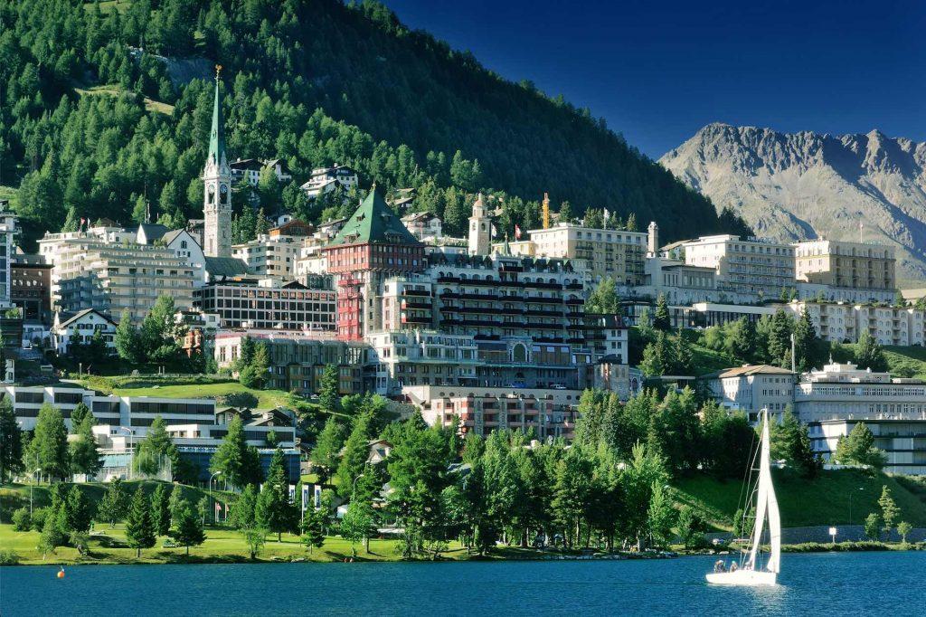 Limousine & Chauffeur Service Sankt Moritz