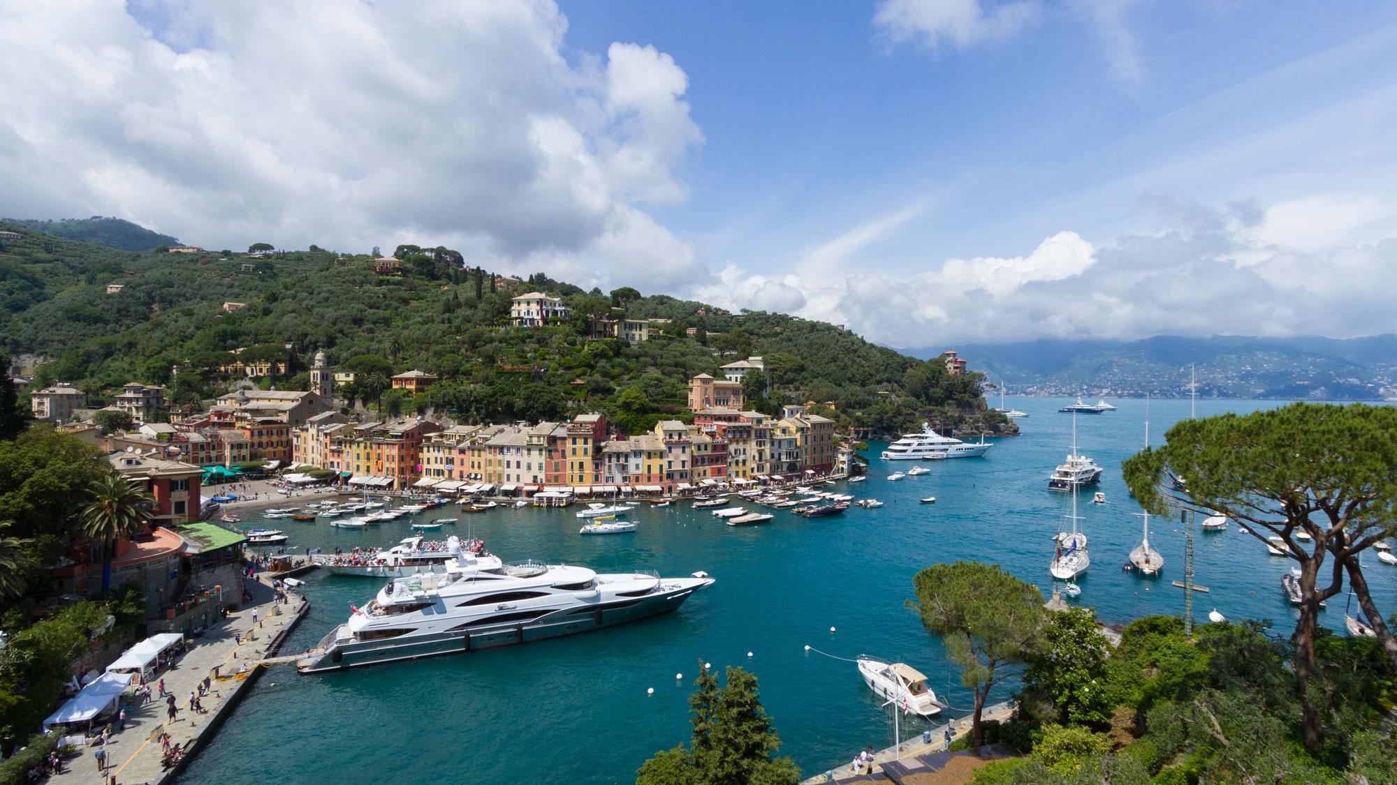 Chauffeur & Limousine Service Portofino