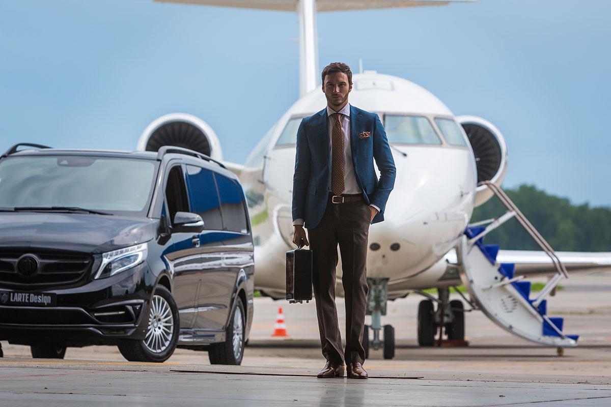 Chauffeur Service Milan - Airport Transfer