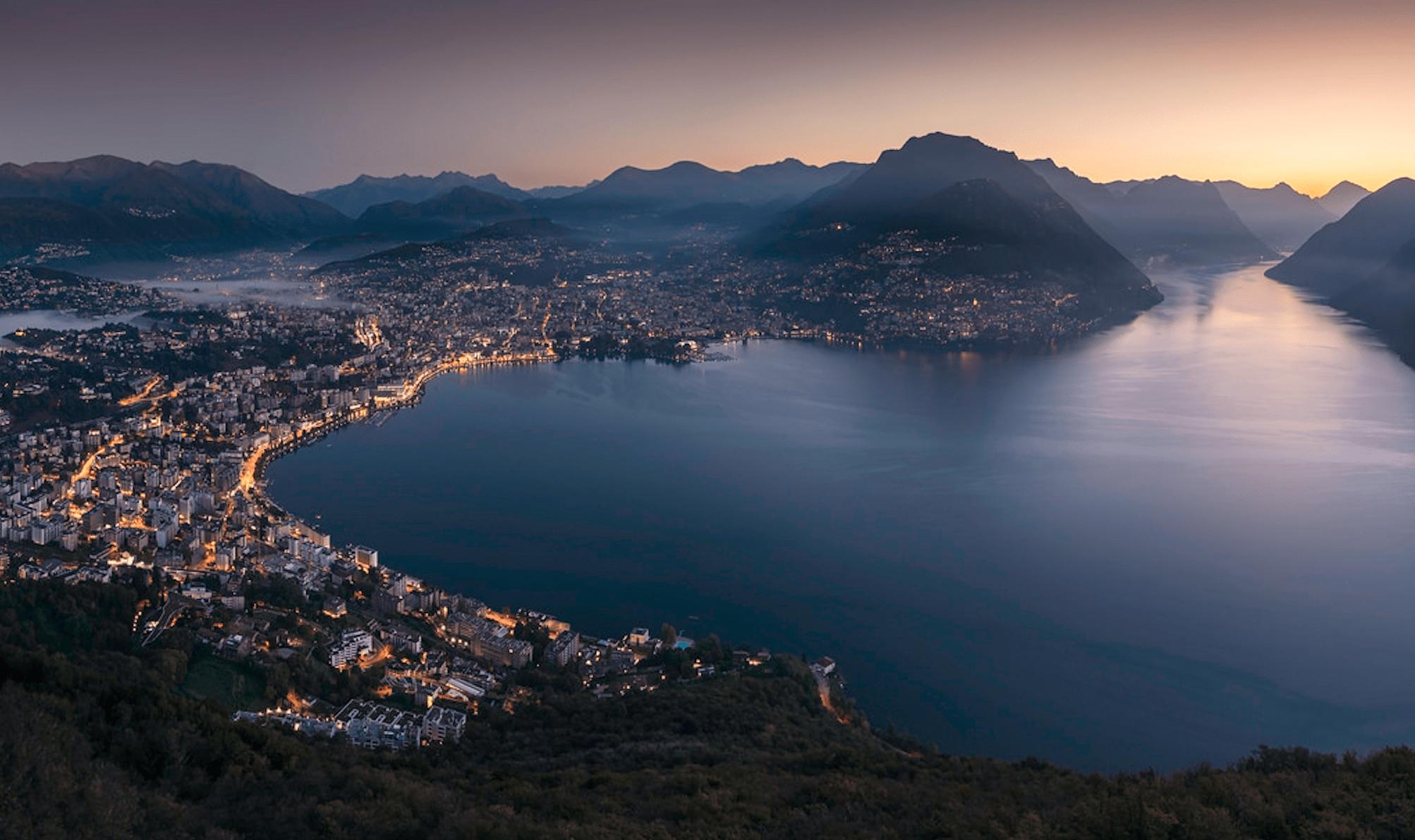Limousine Service Lugano - Chauffeured Tours & Transfers