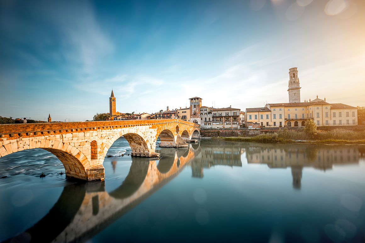 Limousine Service Verona - Chauffeured Tours & Transfers Garda Lake