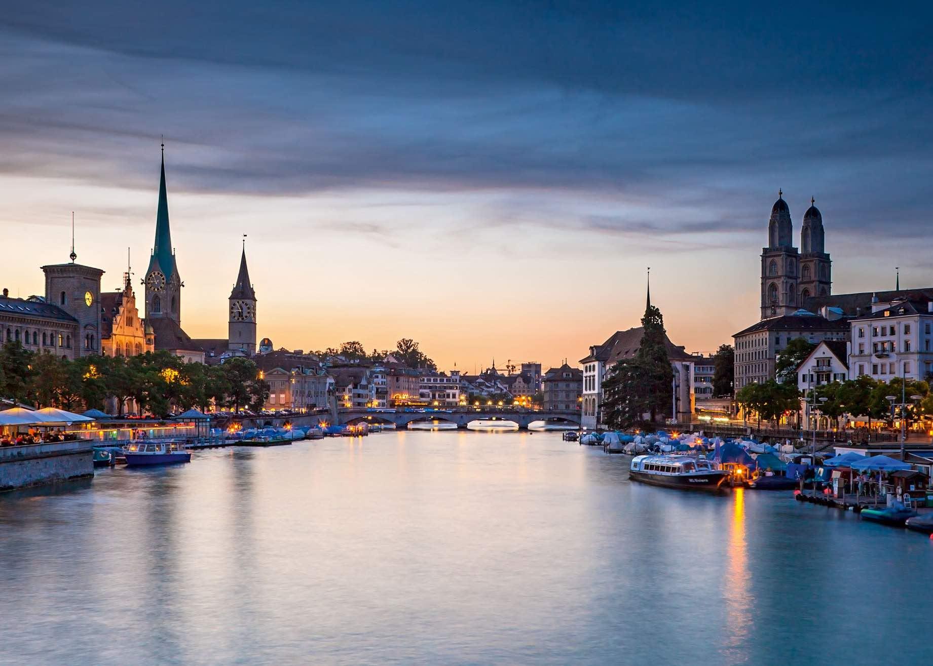 Chauffeur & Limousine Service Zurich