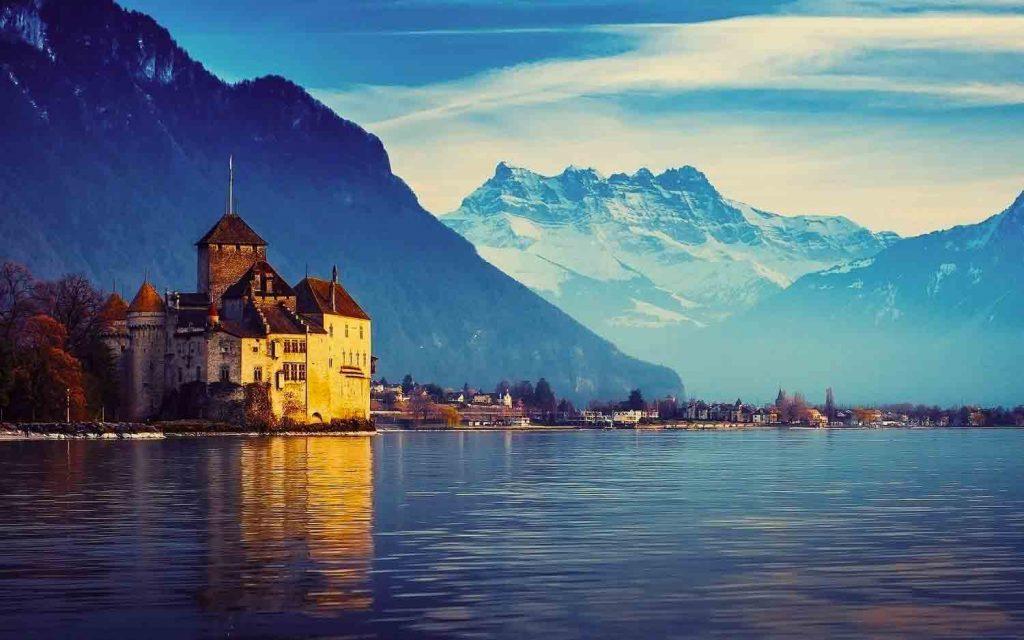 Chauffeur & Limousine Service Geneva - Lake