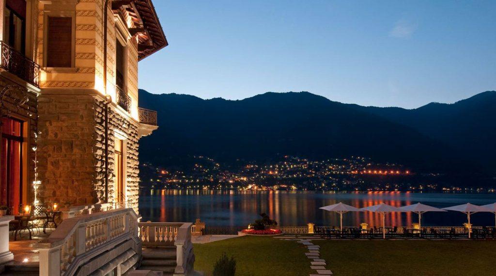 Limousine & Chauffeur Service Blevio - Mandarin Oriental Lake Como